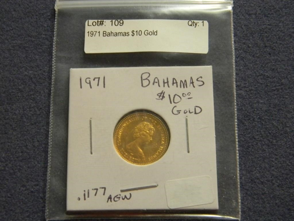 Dec. 8th Coin Auction
