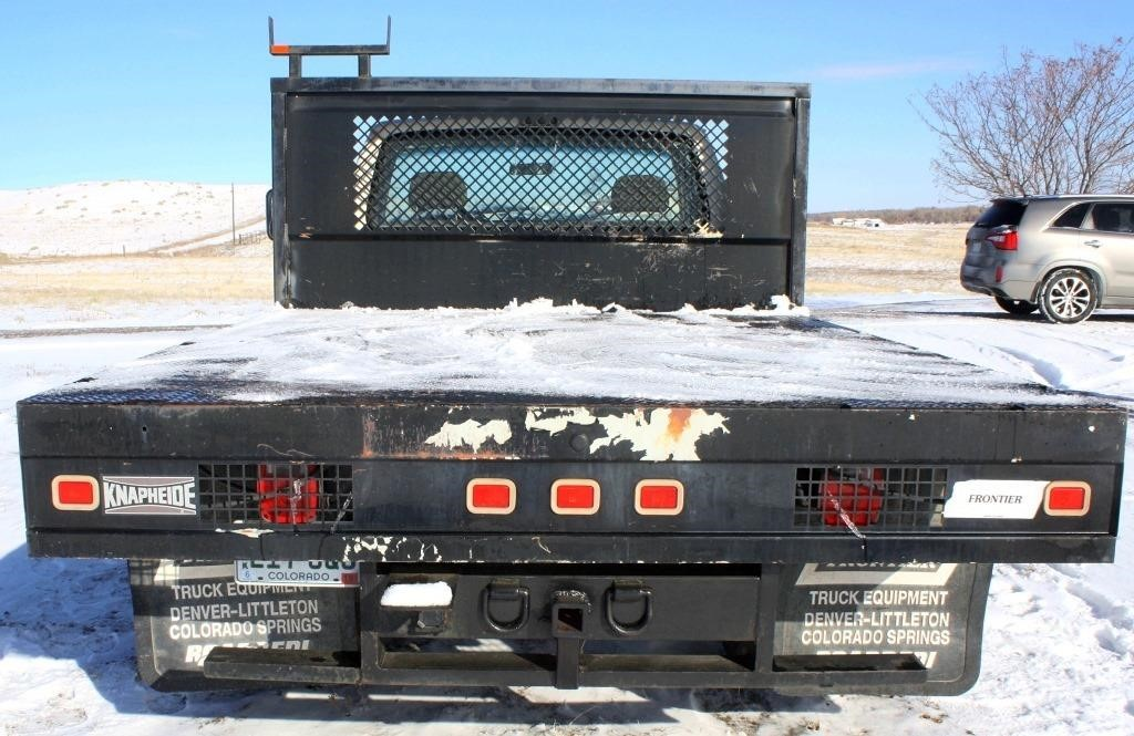 1992 Ford F-450 Pickup (view 6)