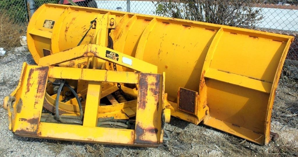 ACS Front End Loader Blade, 11' (view 1)