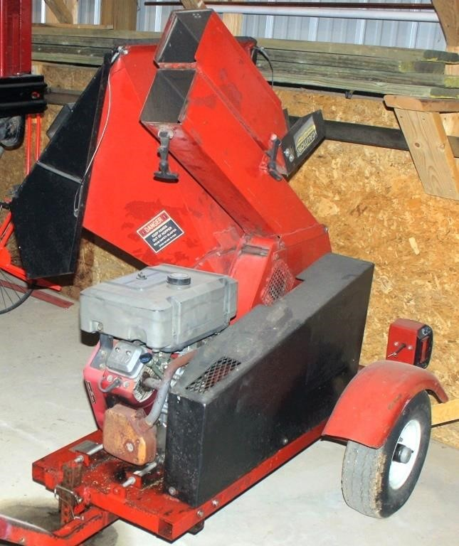 Wood Chipper (view 2)