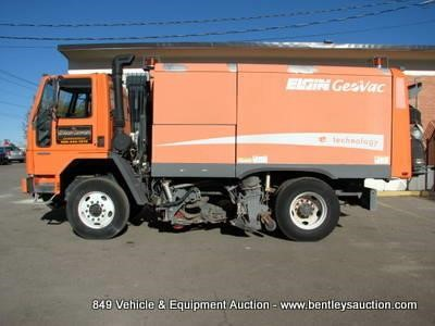 Vehicles & Heavy Equipment Auction, December 8, 2018   A849