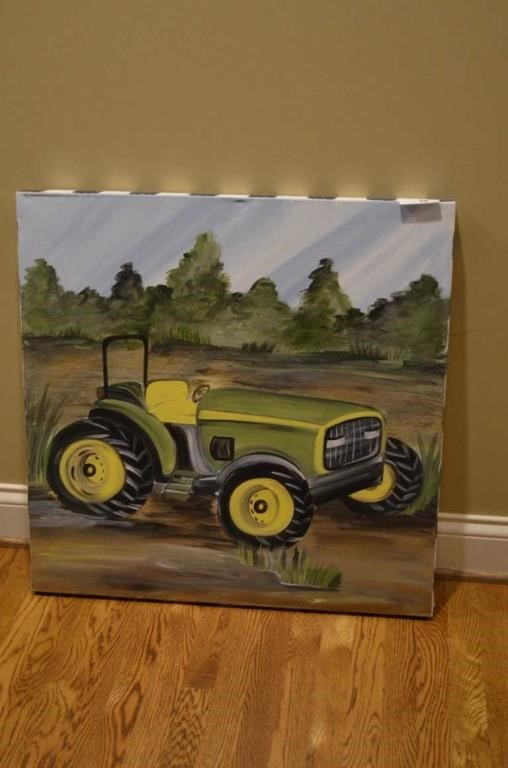 Thompson Estate of West Knoxville auction
