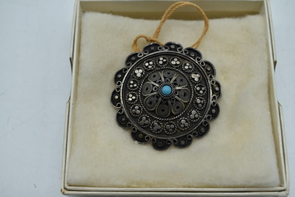 Antiques, Sterling, Jewelry Online Only November 23 - Dec. 3