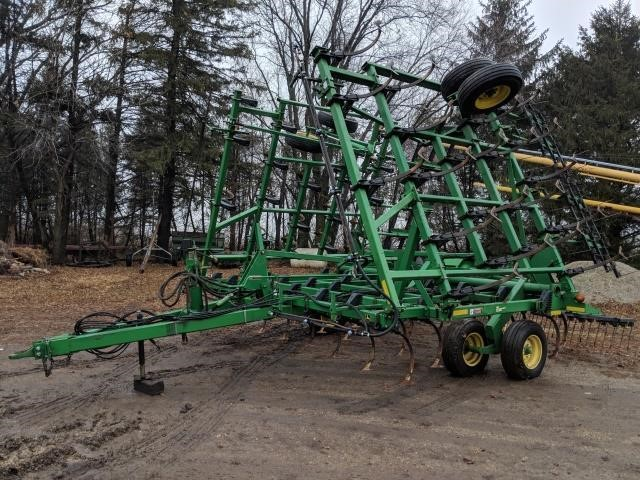 Farm Machinery Retirement Auction for Hartman CR Trust