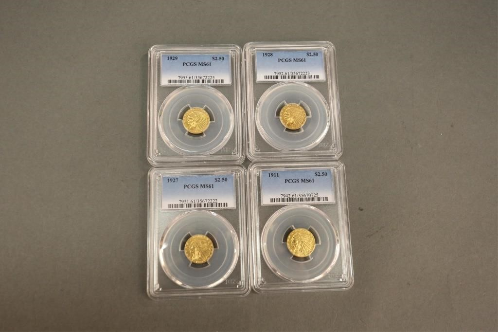 Collectors Series: Coin & Currency Auction 11-28-2018
