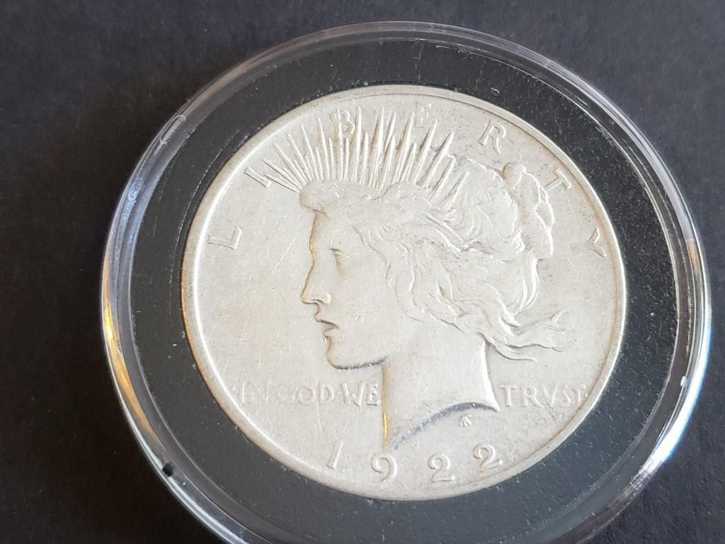 Pre-Black Friday Coin GIVE AWAY & Auction FREE SHIPPING
