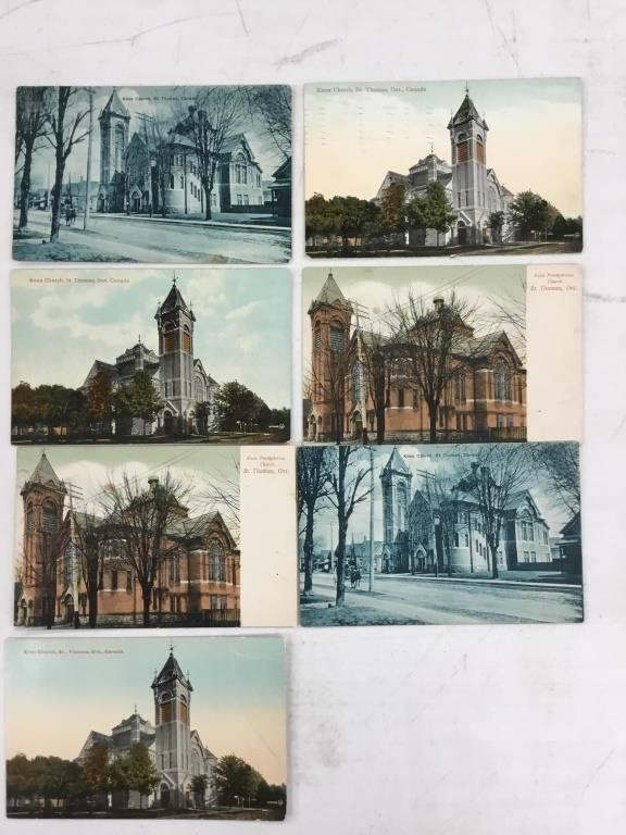 Postcard & Ephemera Auction from D.L.Cosens Collection
