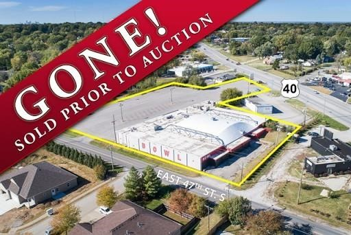 Commercial Real Estate | US 40 Highway | No Reserve