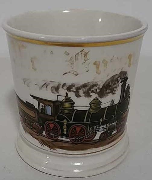 Occupational Shaving Mugs, Barber Shop, Art & Antiques