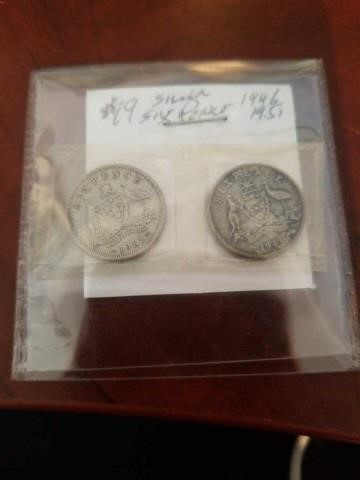 Large Coin and Old Money Auction