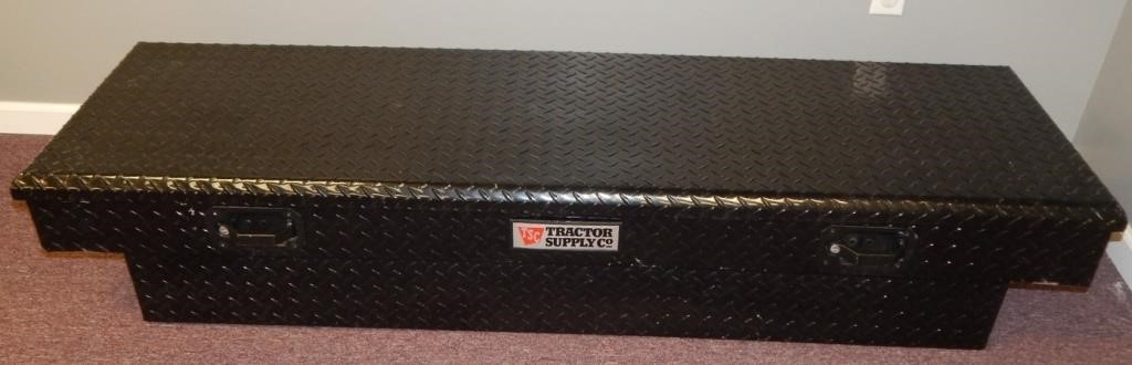 Tractor Supply Metal Truckbed Toolbox