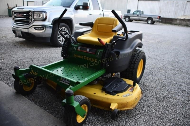 Mon., Oct. 22nd Online Only Vehicles, Mowers, Boats, 4x4