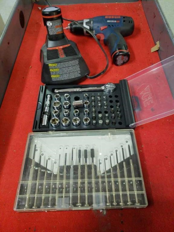 Engraving Shop: Tools, Embroidery Machine, Sand Blaster, NOS