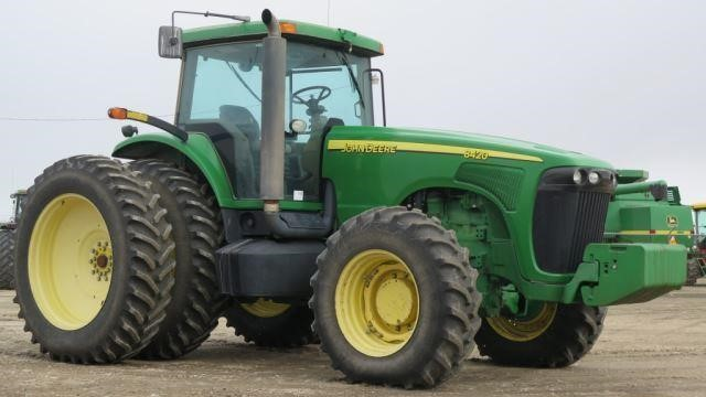 Large Annual Spring Auction