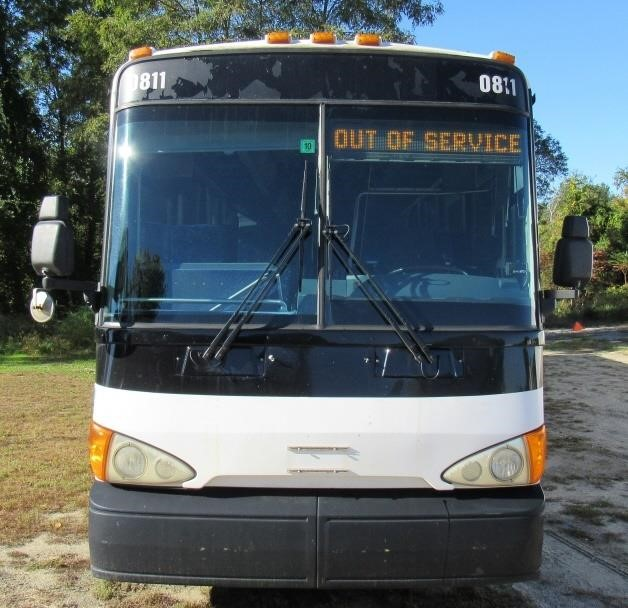 NH State Surplus - (6) MCI 51-Passenger Coach Buses ONLINE