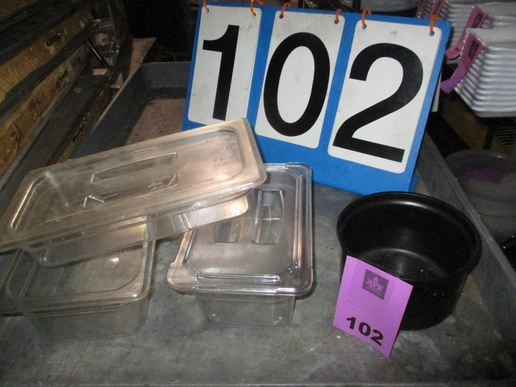 HTX Houston Bakery and Pizza Restaurant Auction