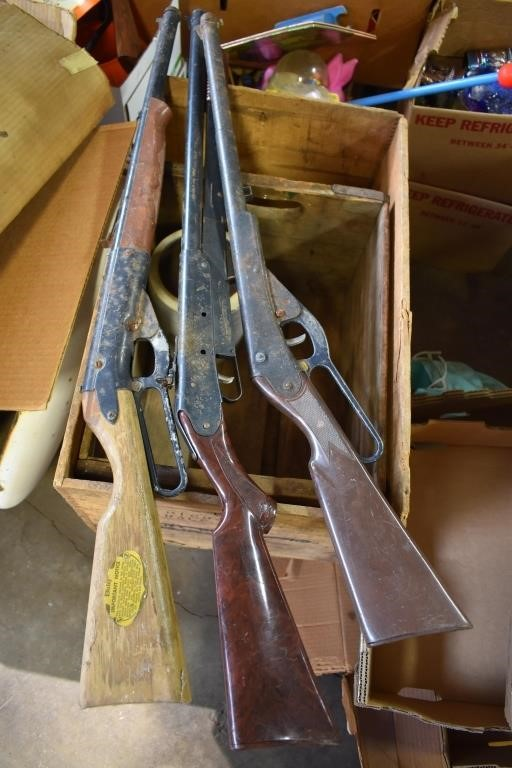 Antique Daizy BB Guns