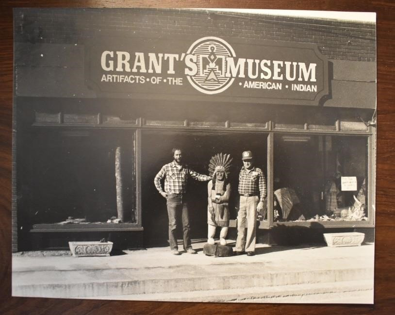 Grant's Museum Old Fort NC