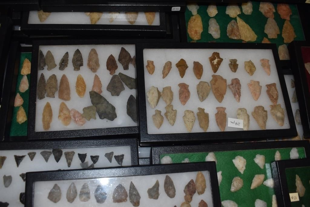 Lifetime Collection Arrowheads