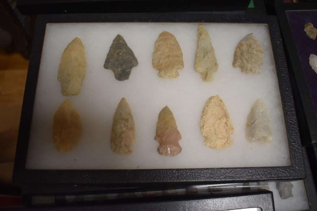 Mostly All NC Arrowheads