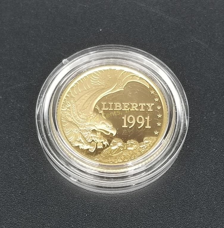 Online Coin Auction Gold, Silver & More