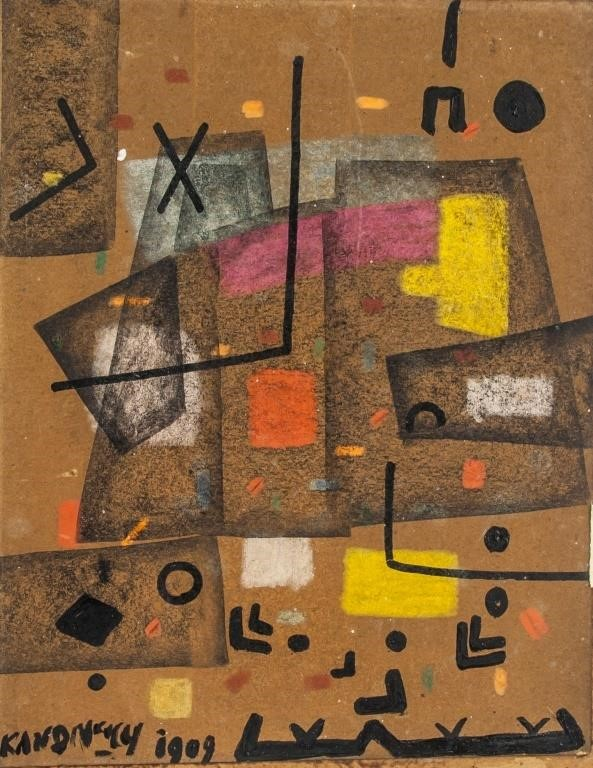 MODERN ART, PAINTINGS & CHINESE ANTIQUES 2018-10-11