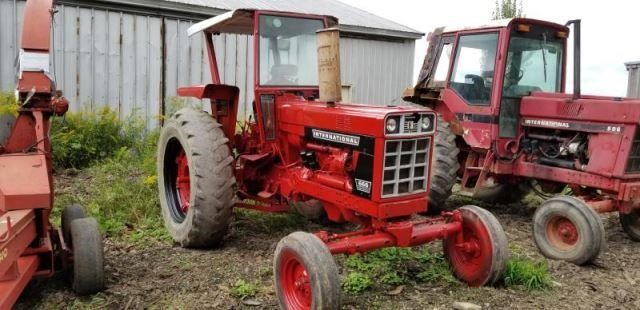 Biehl Machinery, Equipment and Antique Auction