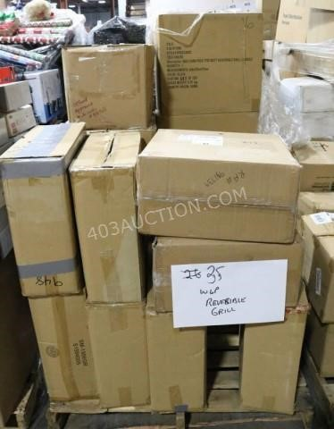 Online - Pallet Lots, Big Lots, + Unclaimed Freight  #1369