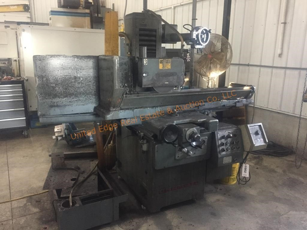 Karlstadt Machining Surplus Auction