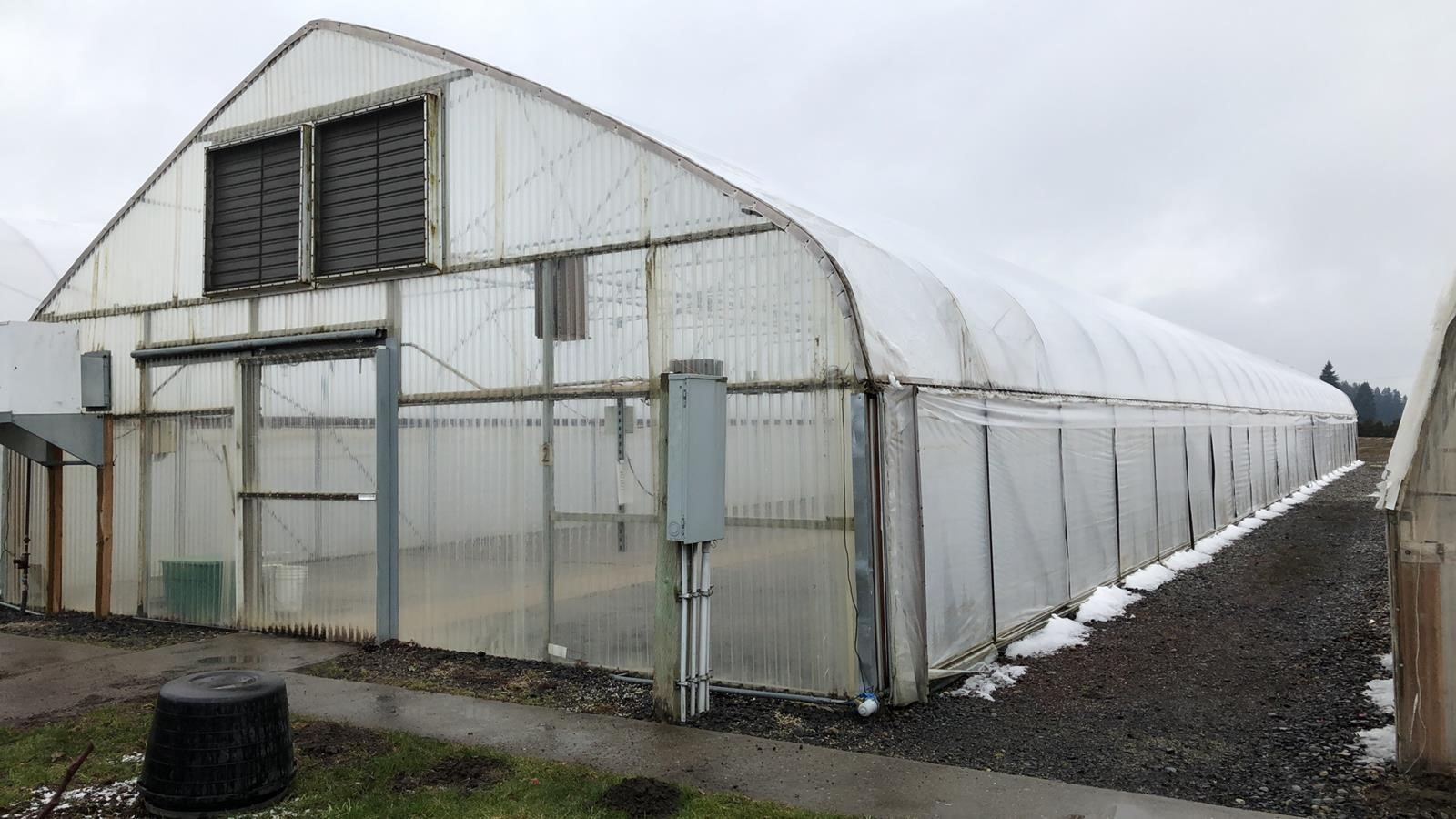 144ft x 30ft GK 5000 Greenhouse