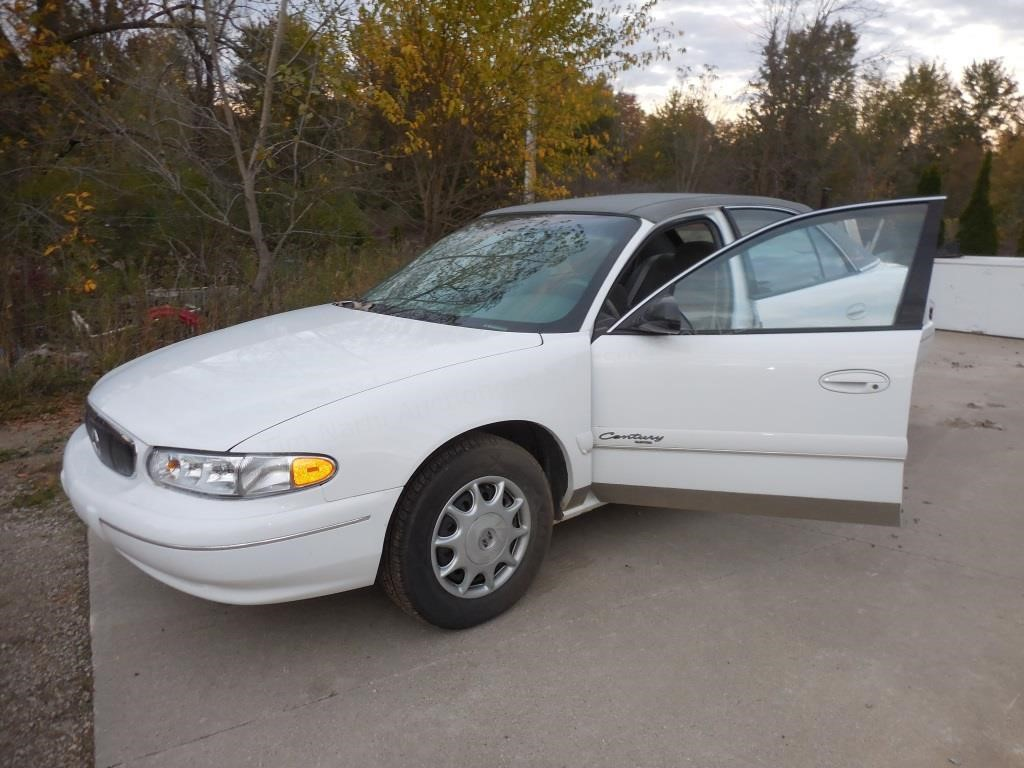 1999 Buick Century (V6, ONLY 21K Miles!)