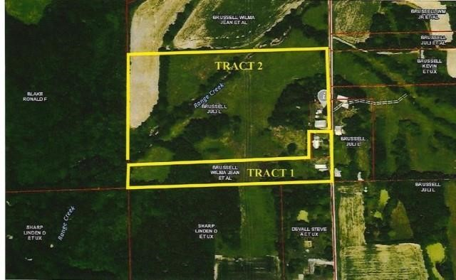 ONLINE ONLY REAL ESTATE AUCTION (2 TRACTS)