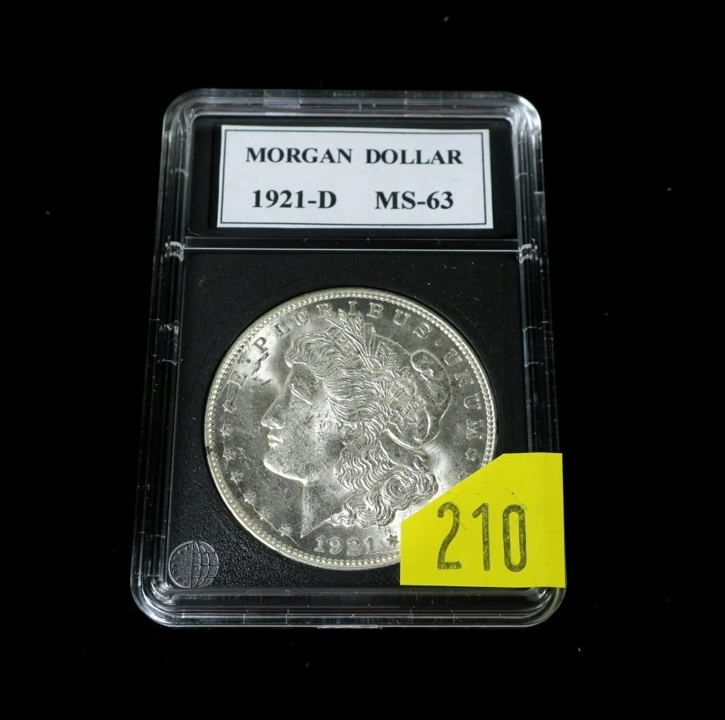 08/18/18 August Coin & Jewelry Auction
