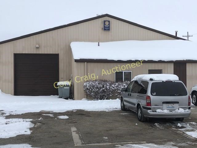 2 Commercial Buildings - Chatham, IL - Online Only