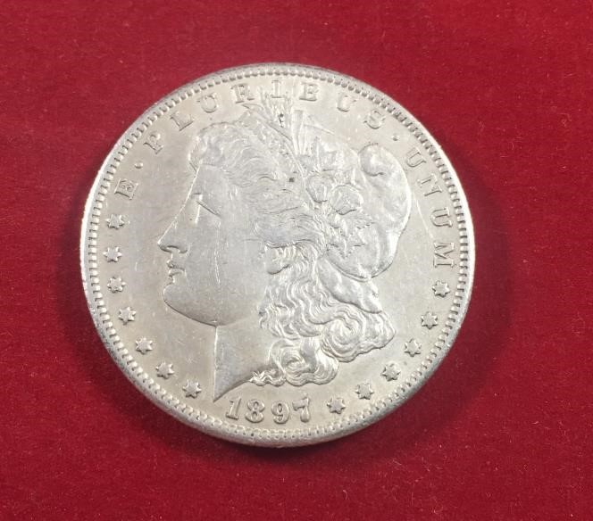 8.19.18 Coin & Silver Auction