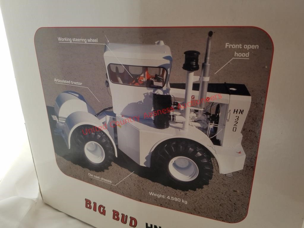 Toy Tractor Times Big Bud 1/16th HN320 4WD