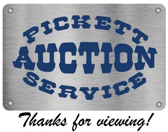 MAY 2019 FARM & HEAVY EQUIPMENT AUCTION