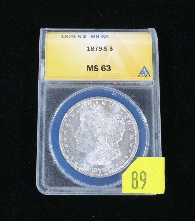 07/28/18 July Coin, Stamp & Jewelry Auction
