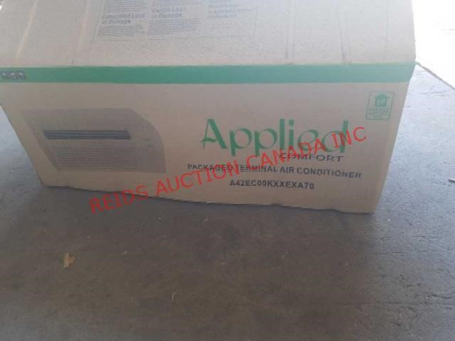 CALGARY ONLINE AIR CONDITIONING AUCTION
