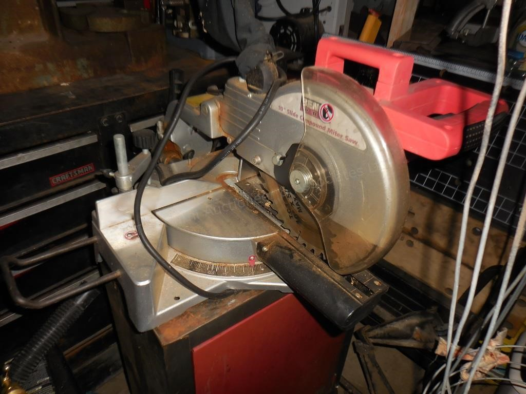"Ben PR 10"" Slide Compound Miter Saw"