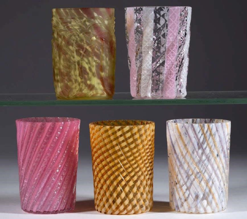 Sample of tumbler collection
