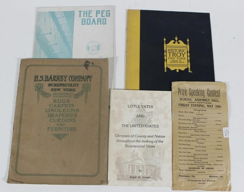 07/11/18 Important Online Only Book & Paper Auction