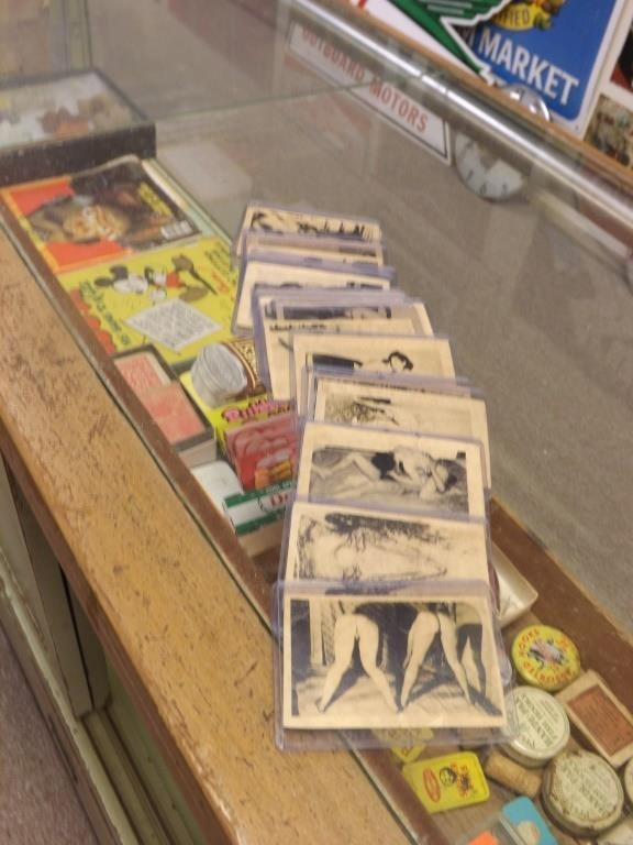 Estate Sale-Sports-Baseball Cards-Signs-Toys-WWII-Civil War-