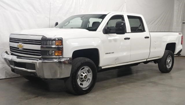 2015 Chevrolet Silverado 2500 HD - Crew 4x4 -Fleet