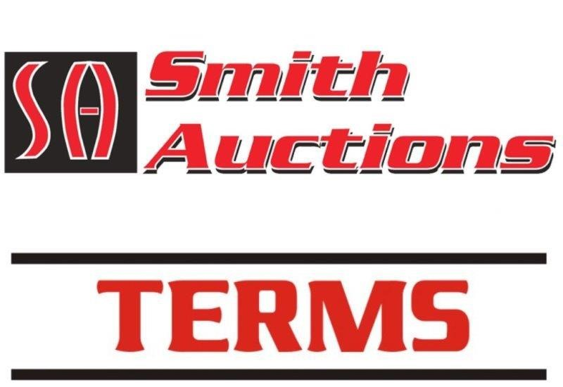 JULY 16TH - ONLINE EQUIPMENT AUCTION