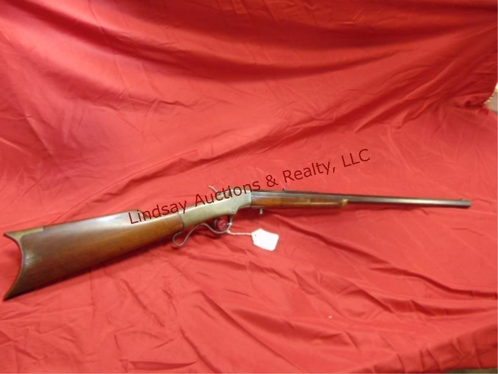 Ballard Sporting Rifle Civil War Era Ser# 6045