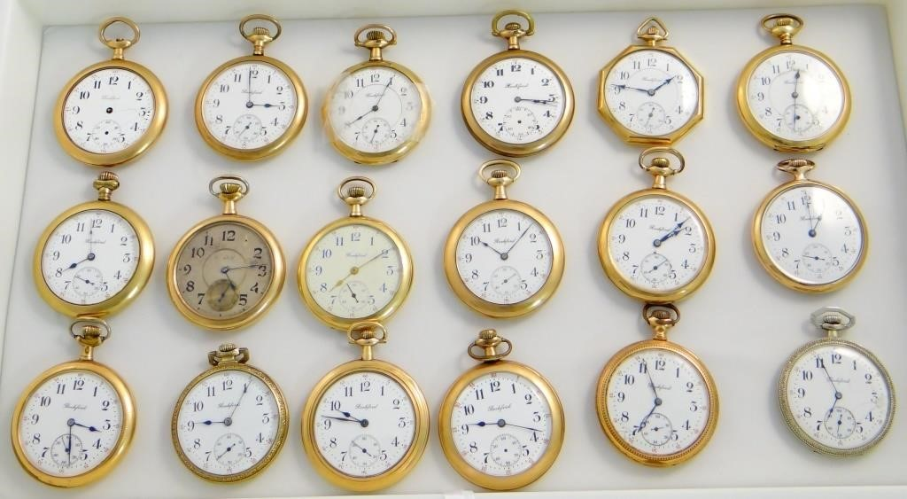 """""""The Passage of Time Horology, Jewelry & Paper Money"""""""