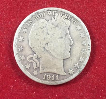 6.10.18 Coin & Silver Auction