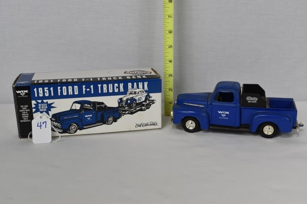 Vintage Trucks, Tractors, Trains and More! ONLINE ONLY