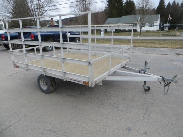 2001 Worthington Alum. ATV Trailer